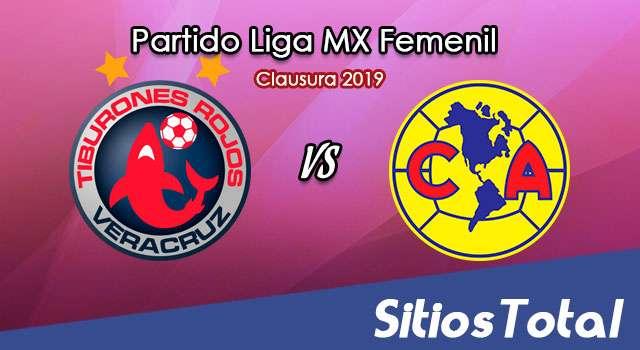 Ver Veracruz vs América en Vivo – Liga MX Femenil – Clausura 2019 – Lunes 11 de Febrero del 2019