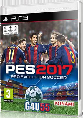 [PS3] Pro Evolution Soccer 2017 (2016) - FULL ITA
