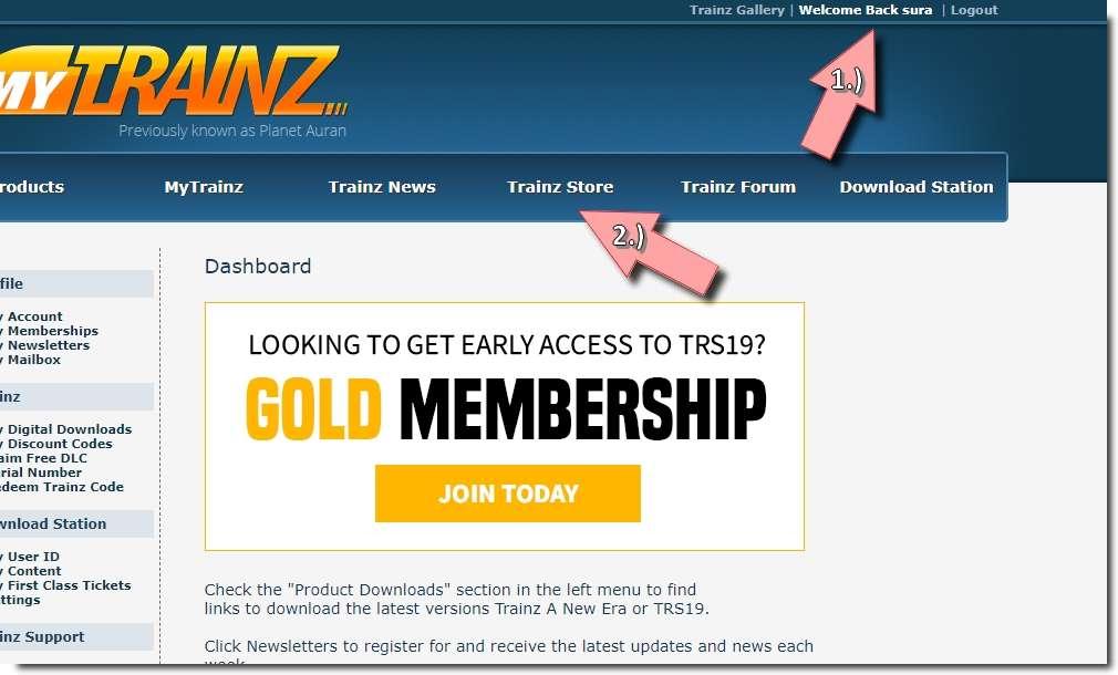 Trainz Early Access - Details Page [Archive] - Trainz