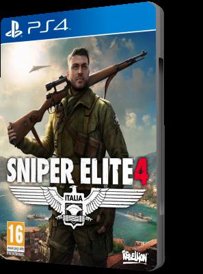[PS4] Sniper Elite 4 (2017) - FULL ITA