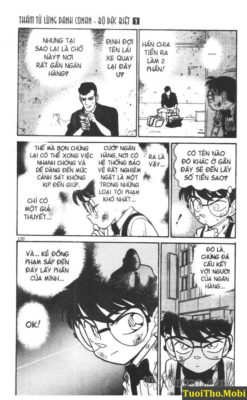 đọc truyện Conan bộ đặc biệt chap 7 trang 17