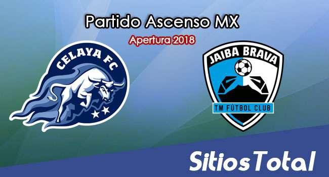 Ver Celaya vs Tampico Madero en Vivo – Ascenso MX en su Torneo de Apertura 2018