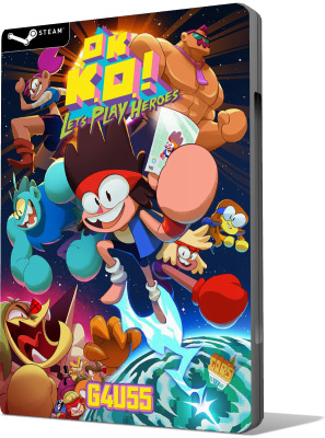 [PC] OK K.O.! Let's Play Heroes (2018) - SUB ITA