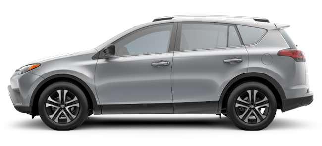 2018 Nissan Rogue S. VS. 2018 Toyota RAV4 LE