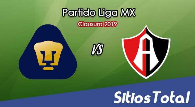 Ver Pumas vs Atlas en Vivo – Clausura 2019 de la Liga MX