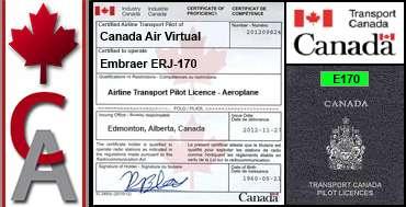 Embraer ERJ-170 Certification Flight