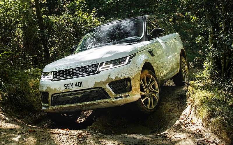 2020 Range Rover PHEV Performance