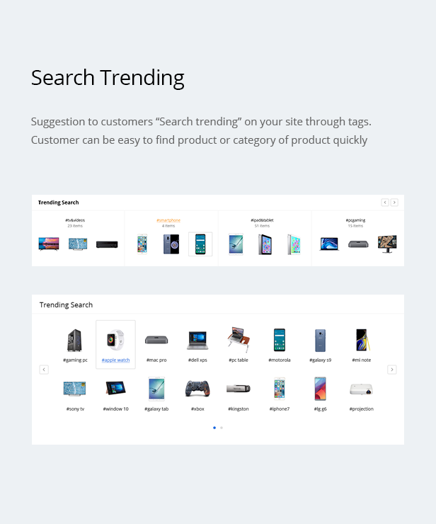 Teckoo - Electronic & Technology Marketplace eCommerce PSD Template - 14