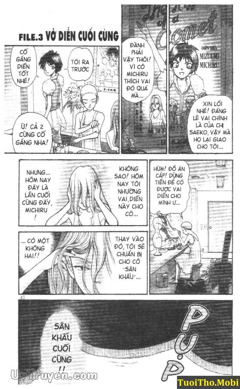 đọc truyện Conan bộ đặc biệt chap 3 trang 0