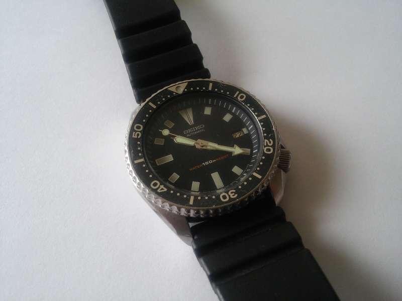 Sold: Seiko 7002-7009 Diver - $135  - Seiko & Citizen Watch