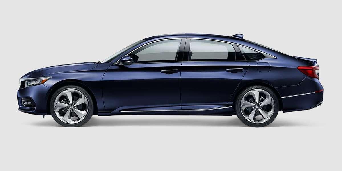 2018 Honda Accord Touring in Obsidian Blue