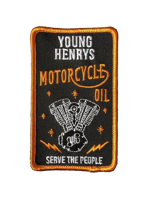 motorcycle oil hoppy porter