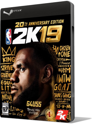 [PC] NBA 2K19 - Update v1.05 (2018) - SUB ITA