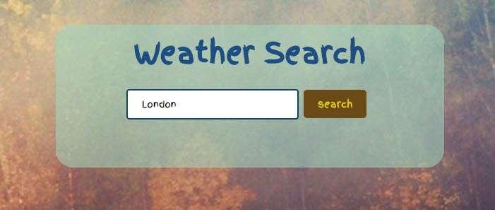 Flask]Weather app Updatet