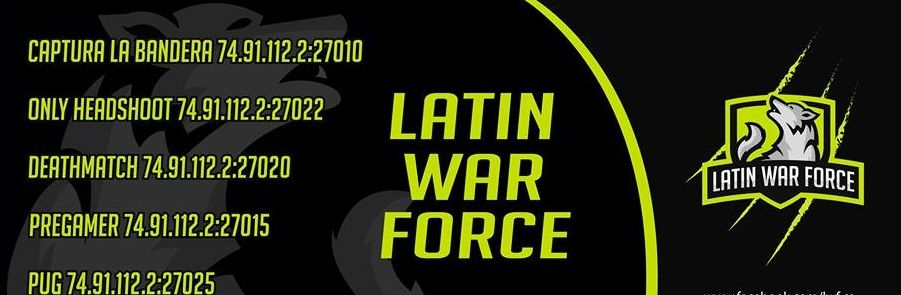 LATIN WAR FORCE COMMUNITY