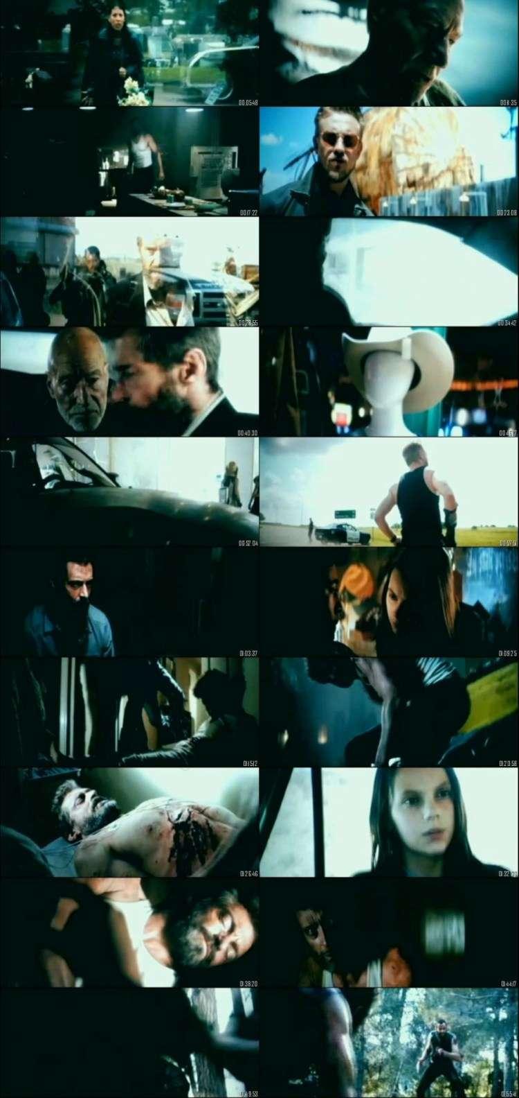 Screen Shots Logan Full Movie English Download HD-CAM