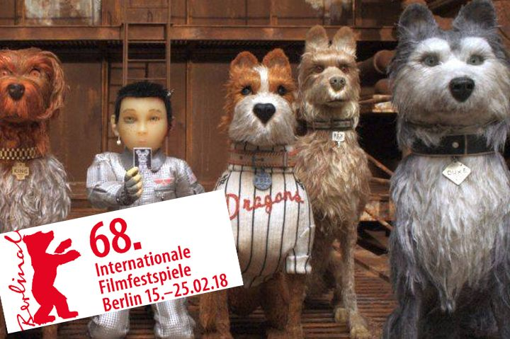 Isle of Dogs Berlinale 2018