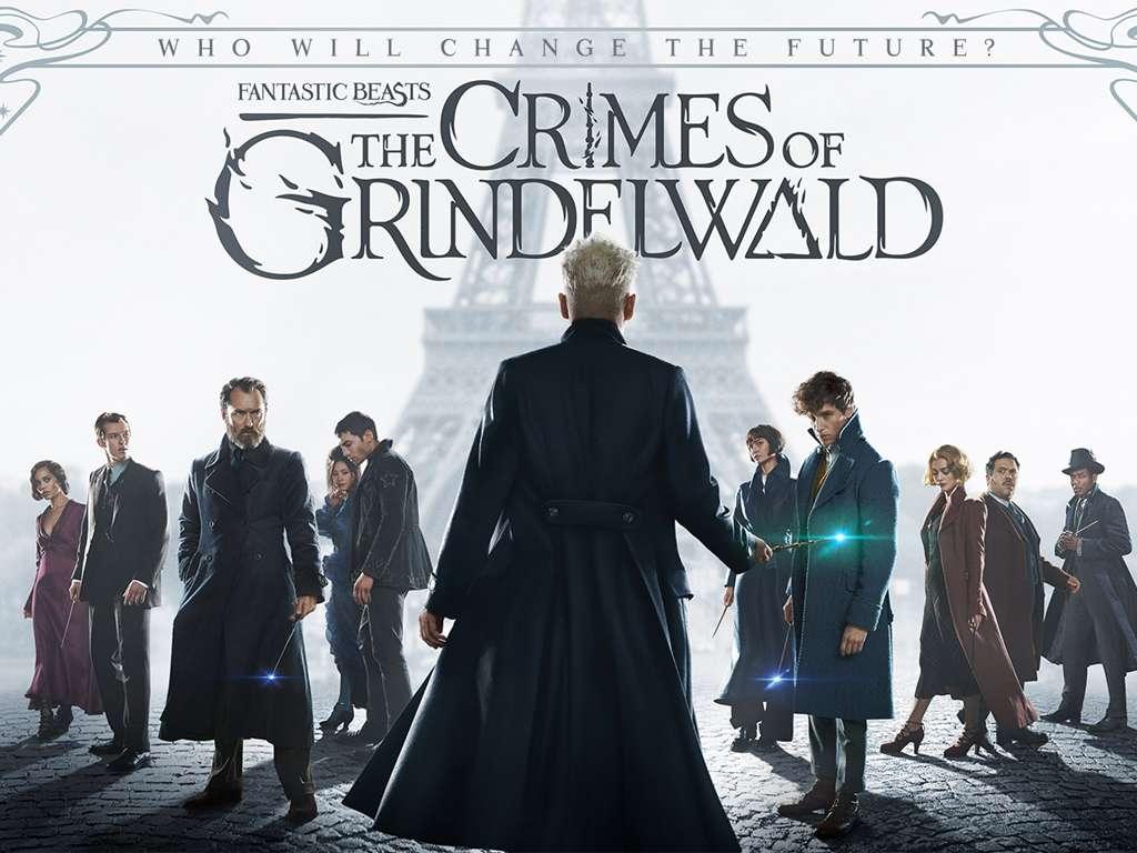 Φανταστικά Ζώα: Τα εγκλήματα του Γκρίντελβαλντ (Fantastic Beasts: The Crimes of Grindelwald) Movie