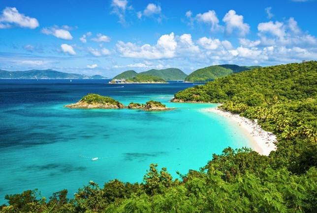 playa trunk bay