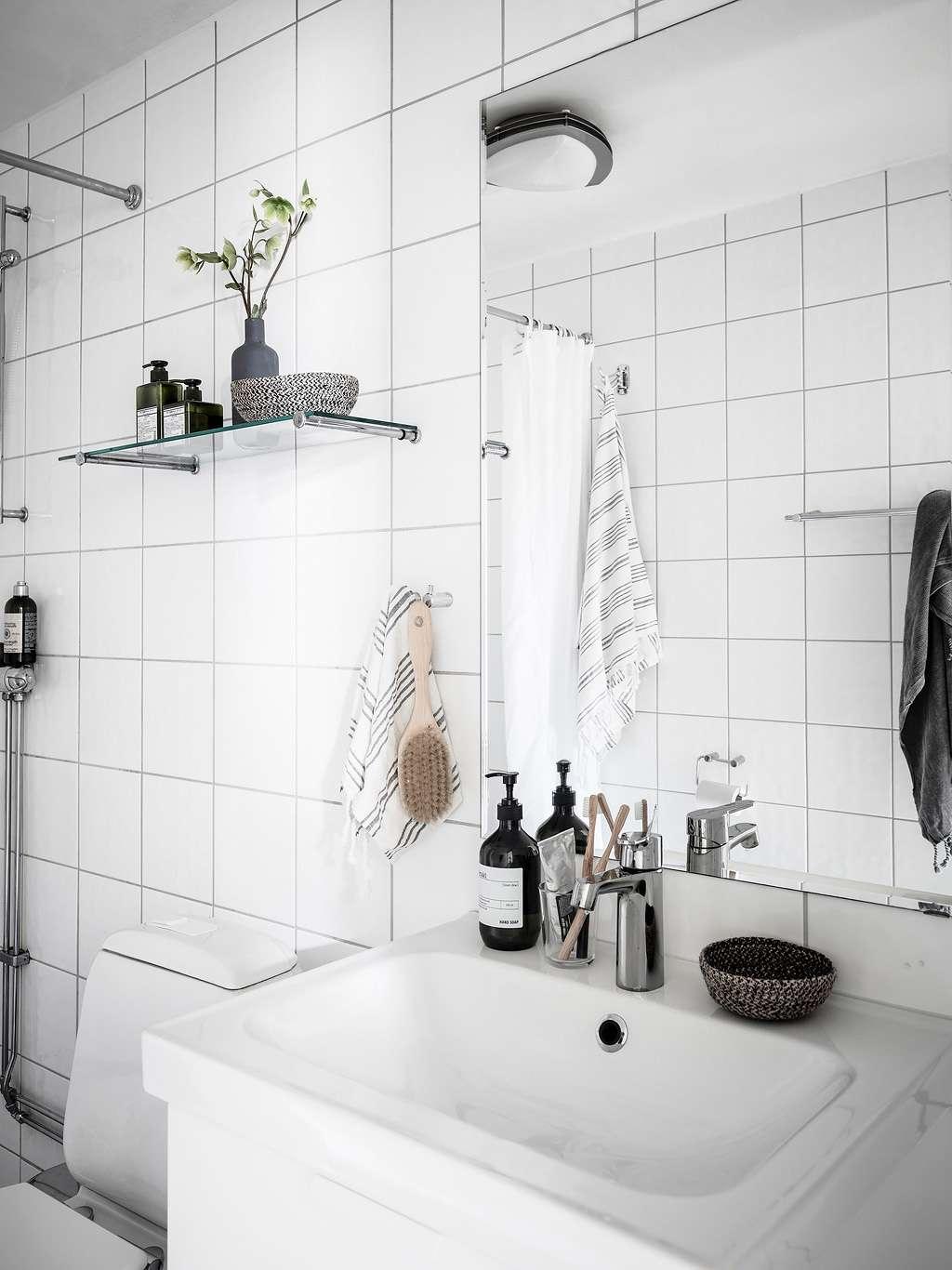 Lejlighed med gennemgangsrum og hyggekroge | Kreavilla