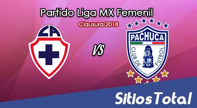 Cruz Azul vs Pachuca en Vivo – Liga MX Femenil – Viernes 13 de Julio del 2018