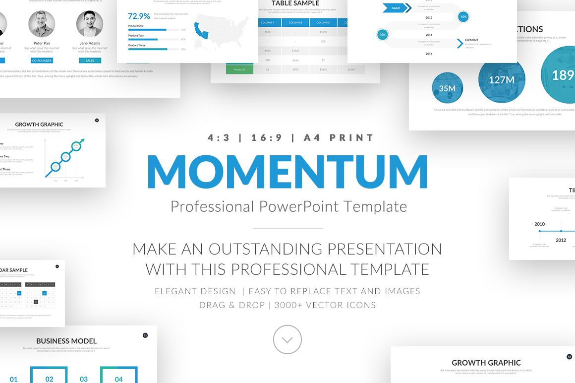 - oT4yAR - Verzus Minimal PowerPoint Template