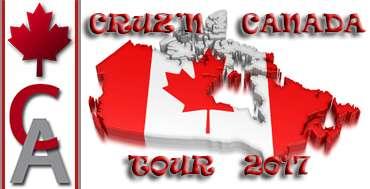 Cruz'n Canada 2017
