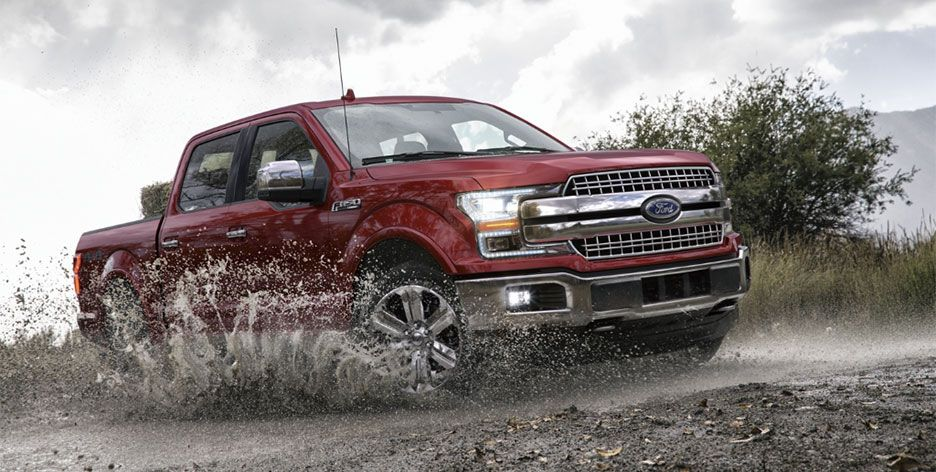 Ford F-150 Off-Road