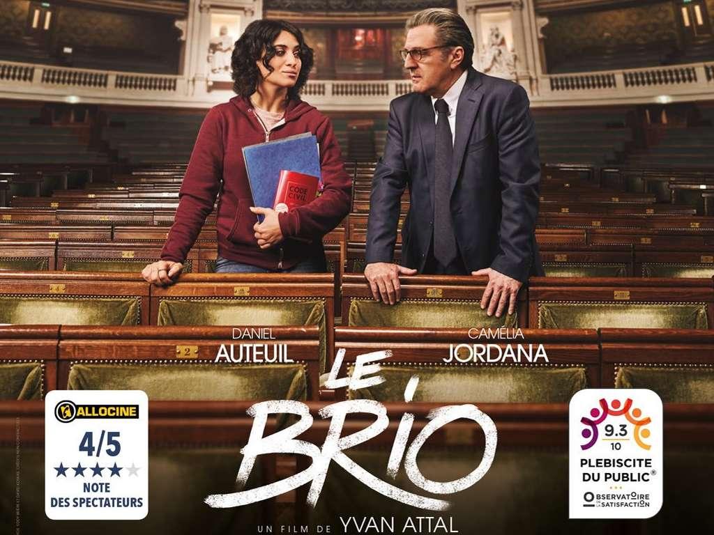 Το Ταλέντο (Le Brio) Quad Poster Πόστερ