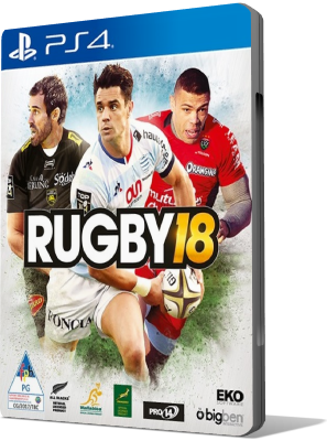 [PS4] RUGBY 18 (2017) - SUB ITA