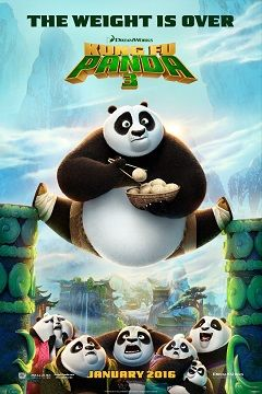 Kung Fu Panda 3 - 2016 Türkçe Altyazı BRRip indir