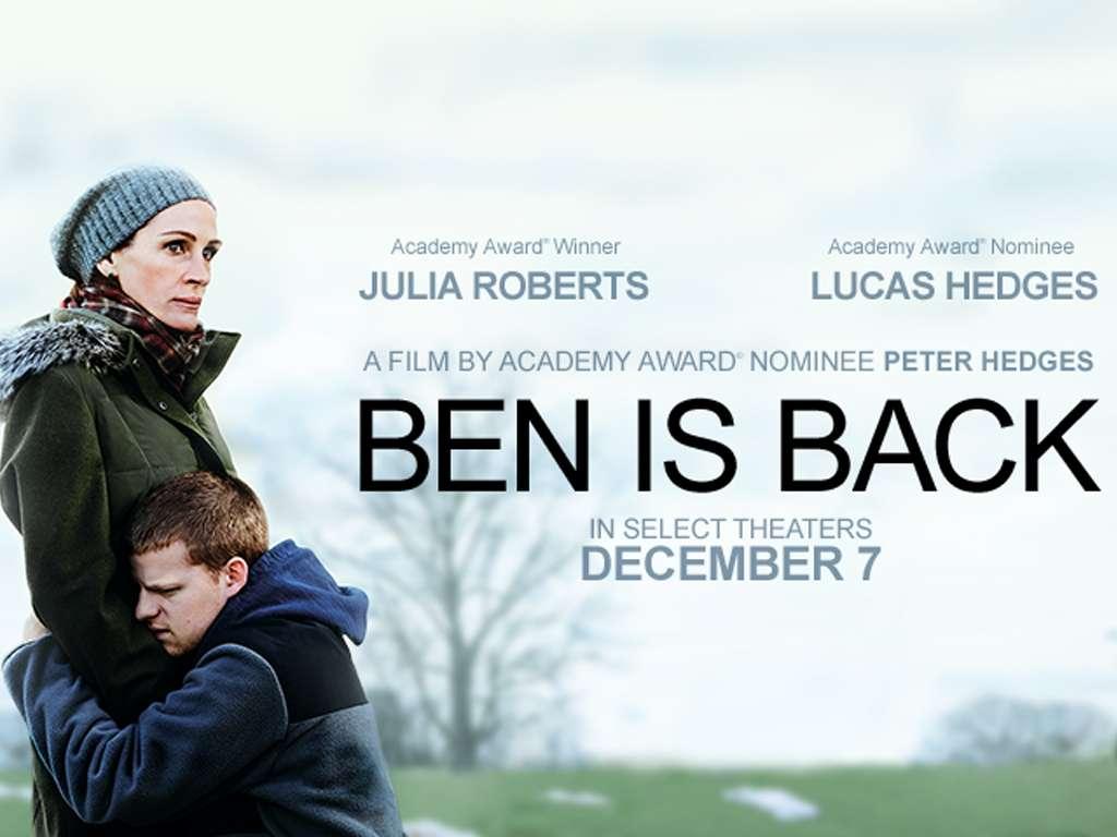 Η Επιστροφή του Μπεν (Ben is Back) Movie