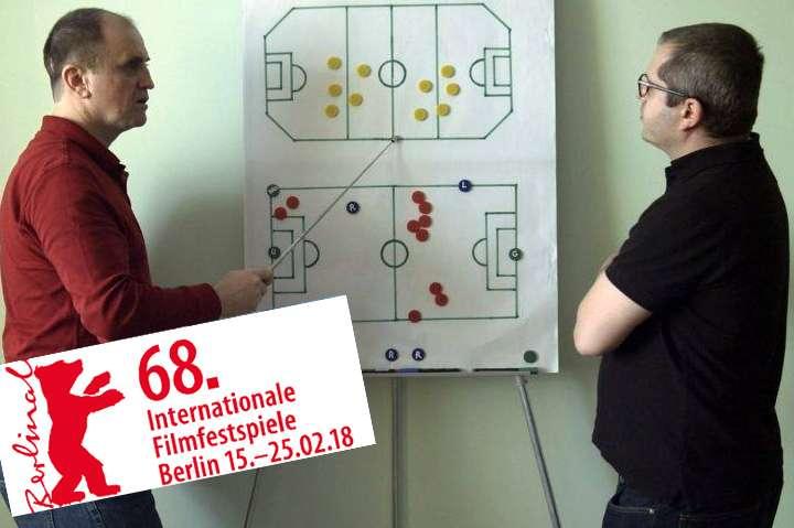 Fotbal infinit Berlinale 2018