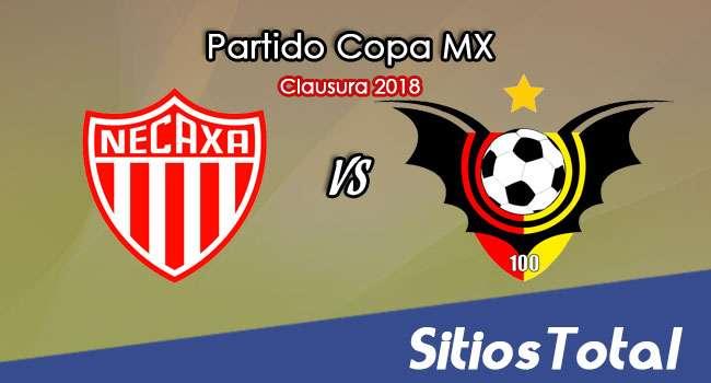 Necaxa vs Murcielagos FC en Vivo – Copa MX – Martes 20 de Febrero del 2018
