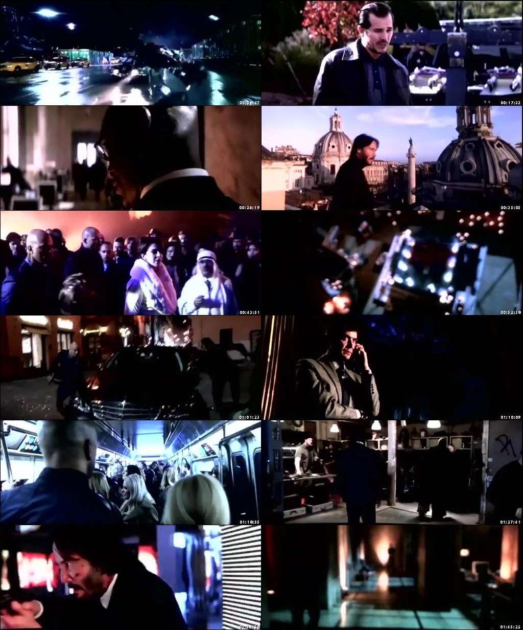 Screen Shots John Wick Chapter 2 2017 English 700MB HD Movie