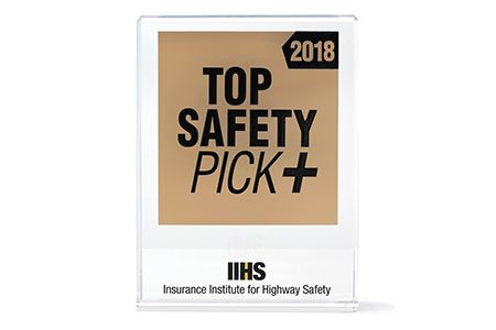 IIHS Top Safety Pick+ Award Volvo XC60
