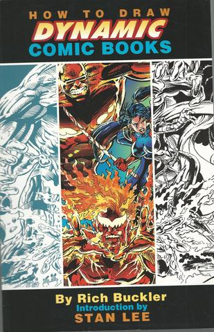 How to Draw Dynamic Comic Books, Rich Buckler