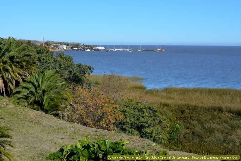 viajar en auto a uruguay colonia del sacramento