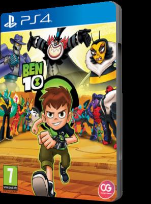 [PS4] Ben 10 (2017) - SUB ITA