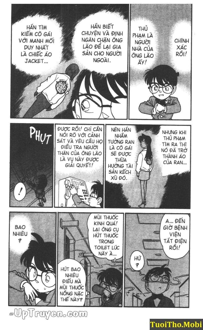 đọc truyện Conan bộ đặc biệt chap 12 trang 13