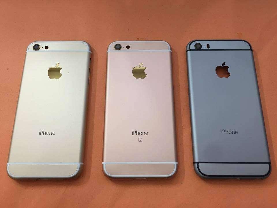 Các màu của iphone 6s plus hiện có trên thị trường - 1