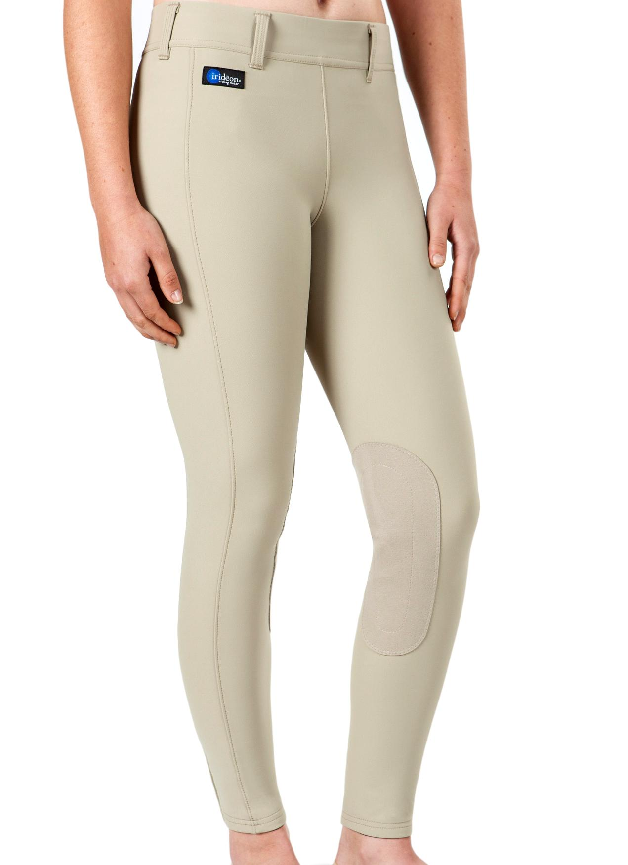 Irideon Elite Children's Cadence Elite Irideon Knee Patch Riding Breeches Stretch-Woven 2a094a