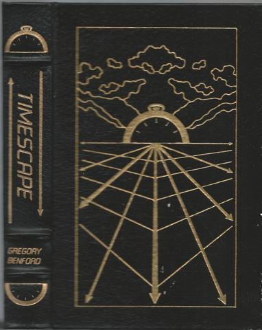 TIMESCAPE Masterpieces of Science Fiction Easton Press, Benford, Gregory
