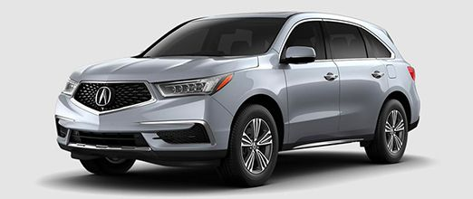 2019 Acura MDX 9 Speed Automatic SH-AWD Lease Deal Bedford Ohio