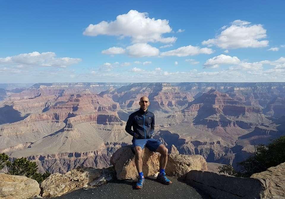 parques nacionales de la Costa Oeste de EEUU - EL GRAN CAÑON