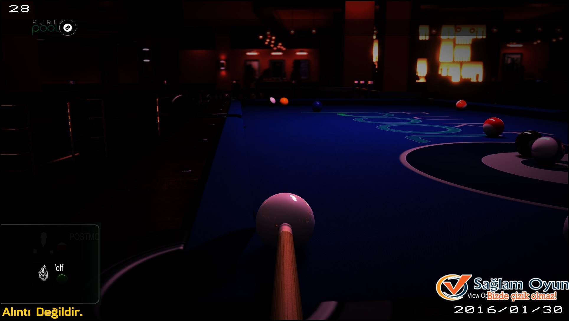 Pure Pool Snooker Pack-4