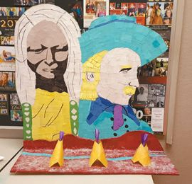 Cheyenne Art Students Work will be Displayed during State Fair