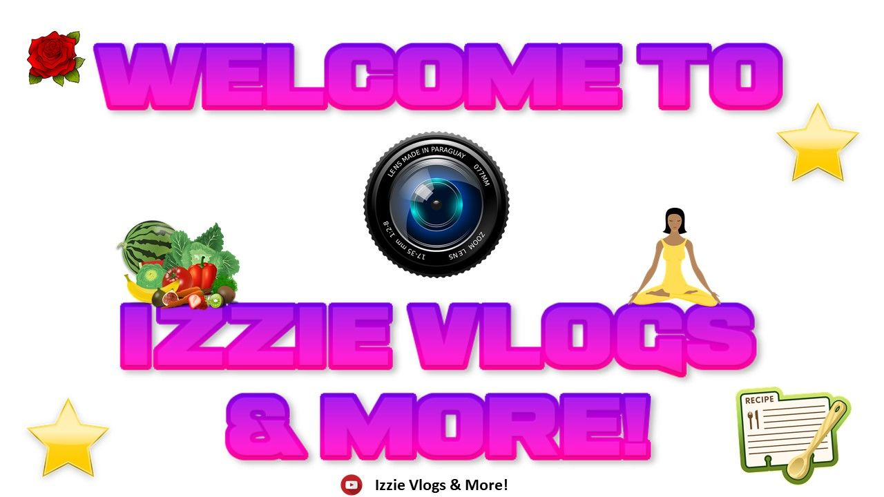 Izzie Vlogs & More! Channel Trailer!