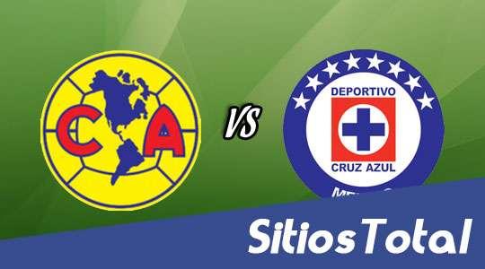 Ver America vs Cruz Azul en Vivo – J7 Clausura 2016 – Sábado 20 de Febrero del 2016