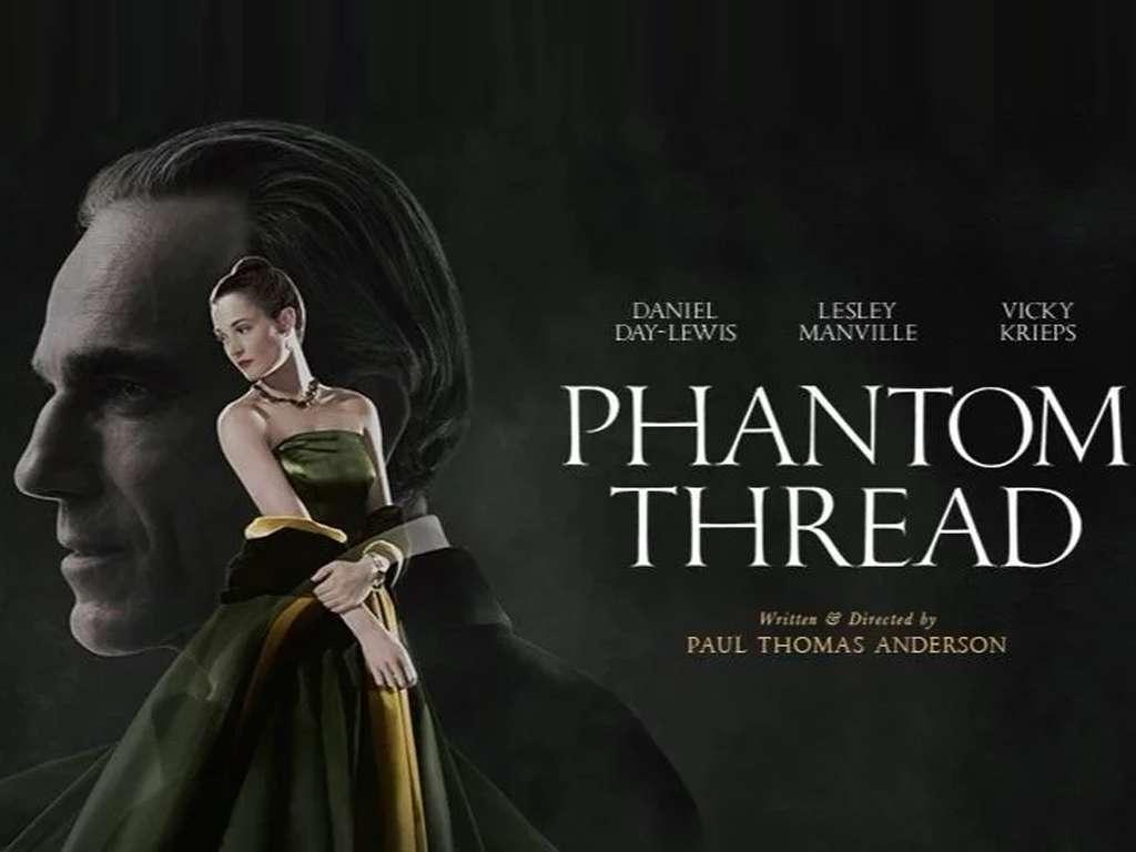 Αόρατη Κλωστή (Phantom Thread) Quad Poster